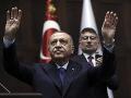 Erdogan varoval Kurdov: Obnoví ofenzívu v Sýrii, ak nebudú rešpektovať dohodu
