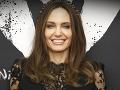 Angelina Jolie s odkazom