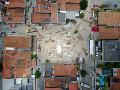 Zrútenie budovy v meste Fortaleza