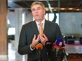 Bugár o zotrvaní Glváča vo svojej funkcii: Je to rozhodnutie jeho a strany Smer-SD