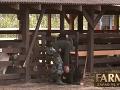 Mirku mladá jalovica doslova vysotila z kóje. Farmárka sa bojí, že má zlomené rebrá.