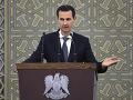 Sýria bude čeliť invázii všetkými legitímnymi prostriedkami, tvrdí prezident Asad