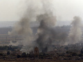 Boje v Sýrii pokračujú
