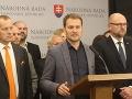 VIDEO Veľká výzva opozície: Pozvánka pre Pellegriniho od Matoviča, Kollára aj Sulíka