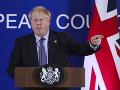 Boris Johnson súťaží s