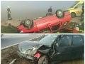 Dopravná nehoda v katastri