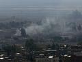 Krvavé boje v Sýrii napriek prímeriu neskončili: Turecké nálety zabili piatich civilistov