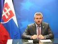 Premiér Pellegrini po skončení summitu v Bruseli, brexitovú dohodu víta: VIDEO Prestrelka s Dankom