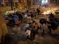 Bitky v Oslo kvôli tureckej ofenzíve v Sýrii: Musela zasahovať polícia
