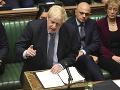 Johnson má toho plné zuby: Ak parlament neschváli harmonogram, do Vianoc budú nové voľby