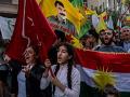 V nemeckom Kolíne sa konajú pochody proti tureckej ofenzíve: Vyjadrujú podporu Sýrii