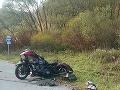 Pri zrážke dvoch motocyklov