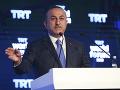 Turecko sa stiahne zo Sýrie až po mierovom riešení konfliktu, tvrdí minister Čavušoglu