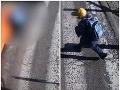 Drsné VIDEO z Bratislavy: Školák vybehol spoza autobusu a zrazilo ho auto, rázny odkaz polície