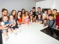 Najpočetnejšia britská rodina ohlásila šťastnú správu: VIDEO Matka Sue (44) čaká už 22. dieťa