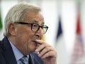 Juncker nemá výčitky svedomia: Urobili sme všetko, čo je v našej moci, aby nastal riadený brexit