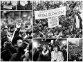 Nežná revolúcia 1989 vo veľkej FOTOGALÉRII: Zlomové momenty, takto sa písali dejiny demokracie