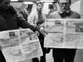 Tlač a najmä televízia zohrali v novembri 1989 dôležitú úlohu: Koniec cenzúry, demisia KSČ