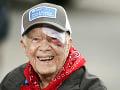 Exprezidenta USA museli hospitalizovať: 95-ročný Jimmy Carter si zlomil panvovú kosť