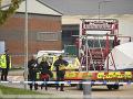 Nález 39 tiel v návese kamióna: Policajti zadržali piateho podozrivého, ide o mladého muža