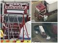 Príbuzní obetí z nájdeného návesu: Do Británie smerovali tri kamióny s vyše 100 ľuďmi