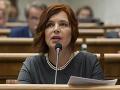 Remišová podáva podnet na finančnú políciu, aby preverila majetok Jankovskej