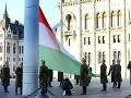 Maďarsko slávi výročie povstania: Neonacisti zaútočili na budapeštianske komunitné centrum
