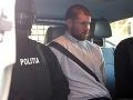 Shane O'Brien v rukách rumunskej polície