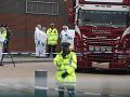 Britský kamión smrti: Všetky telá pravdepodobne patria občanom Vietnamu