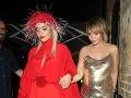 Rita Ora so svojou mamou Verou.