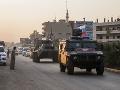 Turecko zaútočilo na sýrsku armádu: Bojuje aj napriek prímeriu