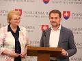 Matovič vyzval Hlinu na predvolebné pytačky: VIDEO Polovica kráľovstva alebo nič!