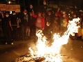Demokracia v Bolívii je v ohrození: Podľa prezidenta spustili násilné skupiny prevrat