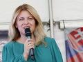 FOTO zo súkromia prezidentky: Takto ste Čaputovú ešte nevideli, zababraná a šťastná