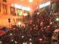 VIDEO Irackí demonštranti požadujú pád režimu: Násilnosti si vyžiadali už viac ako 60 obetí