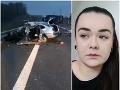 Dievčina tvrdí, že nehoda