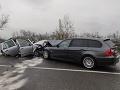 Dopravná nehoda v Ilavskom