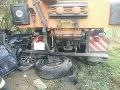 Dopravná nehoda v Giraltovciach