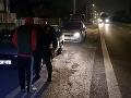 Polícia zastavila v Bánovciach