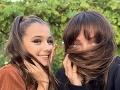 Saša Orviská s dcérkou Viki vyzerajú ako sestry