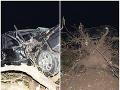Dopravná nehoda v Muránskej