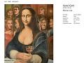 Mona Lisa patrila ku Gottovým najobľúbenejším obrazom. Nikdy ho nechcel predať.