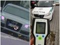Mladík mal naponáhlo do banky, policajti mu to dali vyžrať: FOTO Hrozné, čo spravil ďalší vodič