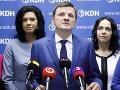 KDH schválilo kandidátku: Žiadne spájanie, podľa Hlinu pôjde strana do volieb samostatne