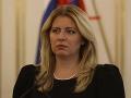 Stratifikáciu nemocníc považujem za krok dobrým smerom, tvrdí prezidentka Čaputová