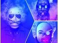 FOTO Desivé masky ukrývajú skazené bytosti: Osem žien, ktoré naháňajú strach