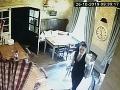 Z VIDEA bezpečnostnej kamery