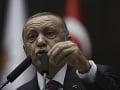 Erdoganova kritika sa Francúzsku nepáči: Ministerstvo si predvolá tureckého veľvyslanca