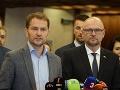 Opozícia sa nevzdáva: VIDEO Ďalšia výzva Pellegrinimu, odvolajte Glváča