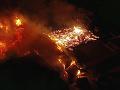 FOTO Hrad Šuri na ostrove Okinava zachvátil požiar: Hasiči ešte stále s ohňom bojujú